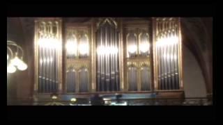 Introspection 2, Rogier van Otterloo - Evert Groen Göckel-Orgel St. Bonifatius in Wirges