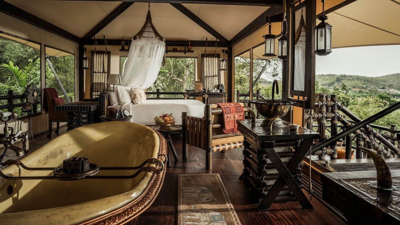 Top 10 most insanely beautiful luxury hotels in Thailand