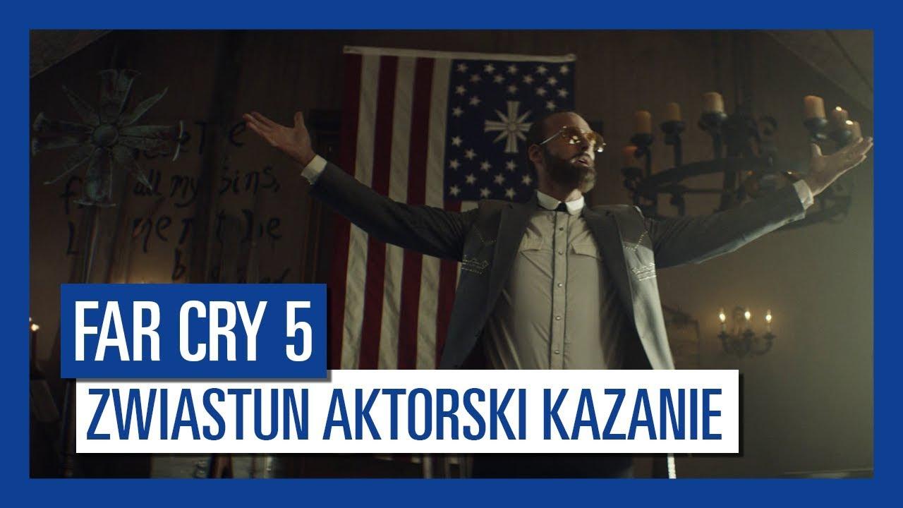 Reklama Far Cry 5