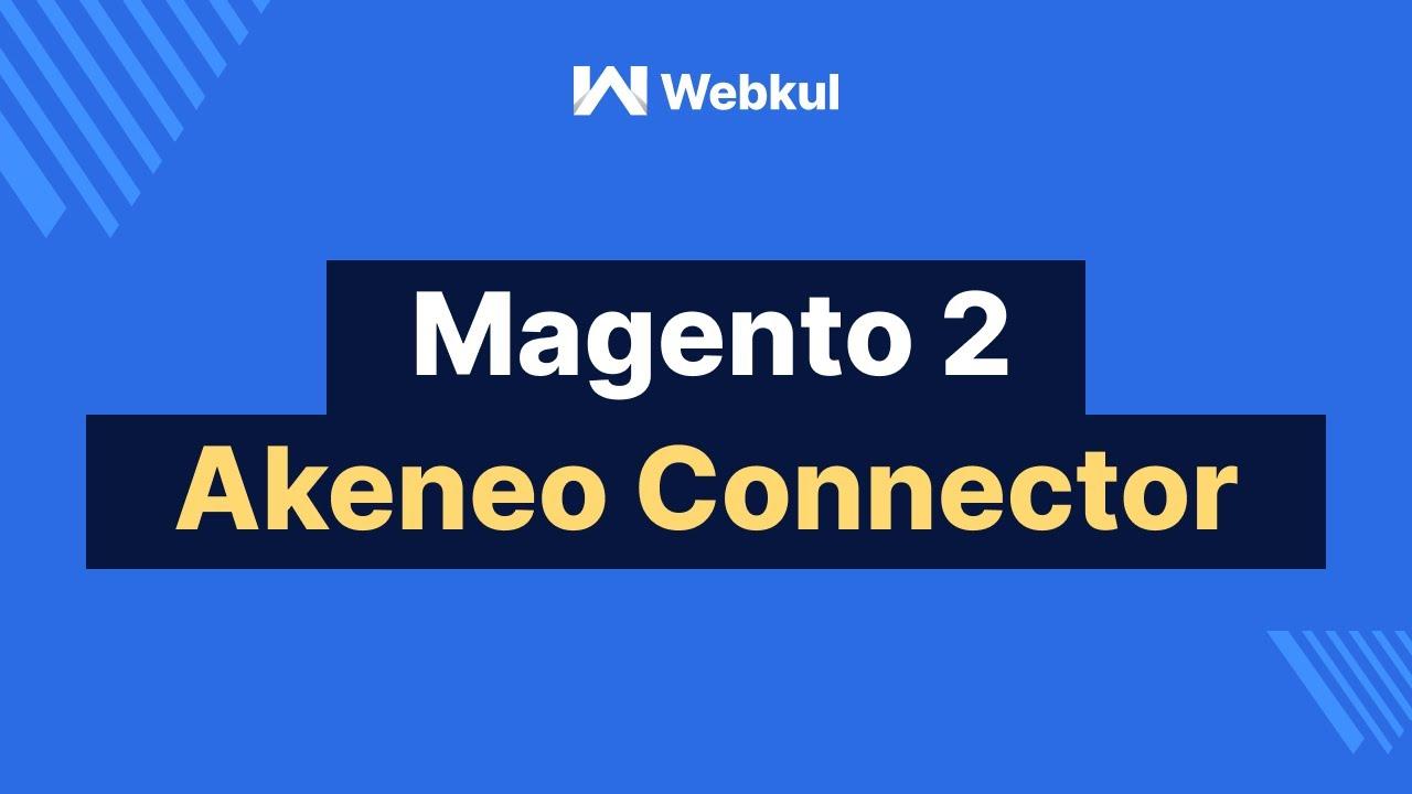 Magento 2 Akeneo Connector - How to get API keys?