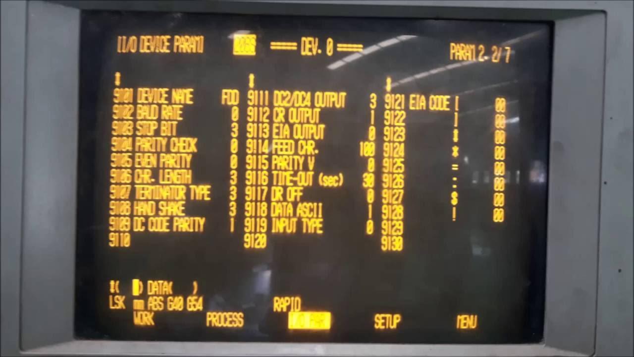 parameter set dnc cnc mitsu meldas 65m youtube rh youtube com Mitsubishi Eclipse Spyder Mitsubishi Montero Engine Manual