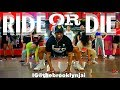 Megan Thee Stallion x VickeeLo – Ride Or Die - Choreography By - Brooklyn Jai