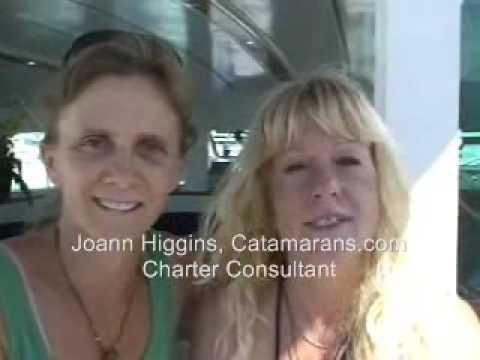 Catamarans.com: 'Hidden Women of the Sea': Lagoon 380-S2 - SOLD