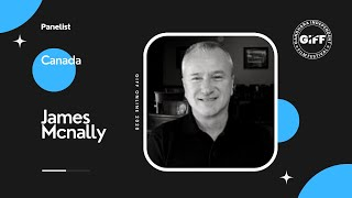 Discussion with James McNally   Festival Director 'Shorts That Are Not Pants'   GIFF Online 2020