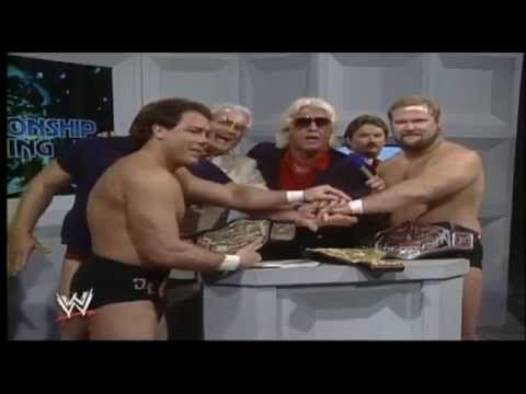 4 Horsemen Interviews At Their Best [HD]