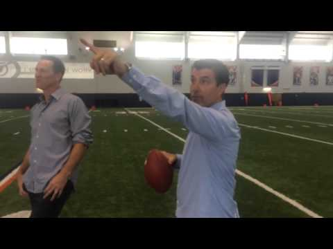 HPJ Trick Shots challenge ESPN