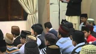 Gulshan-e-Waqfe Nau (Atfal) Class: 7th November 2010 - Part 2 (Urdu)