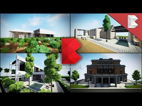 Minecraft: Buildz School | How To Become A Better Builder In Minecraft | EP4