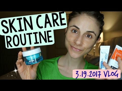 My daily SKIN CARE ROUTINE UPDATE 💄🙆💊