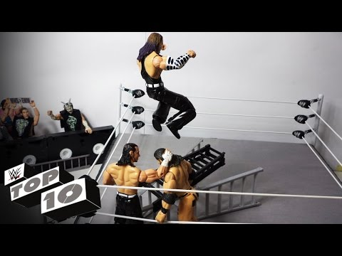 TLC: Tables, Ladders and Chairs Moments: WWE Top 10