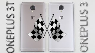 OnePlus 3T vs OnePlus 3 Speed/Multitasking/Heat Test! (should you upgrade or not?)