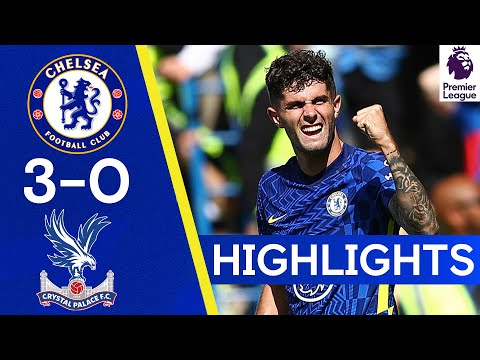 Chelsea 3-0 Crystal Palace |  Alonso, Pulisic and Chalobah start the league season in style |  Reflexes