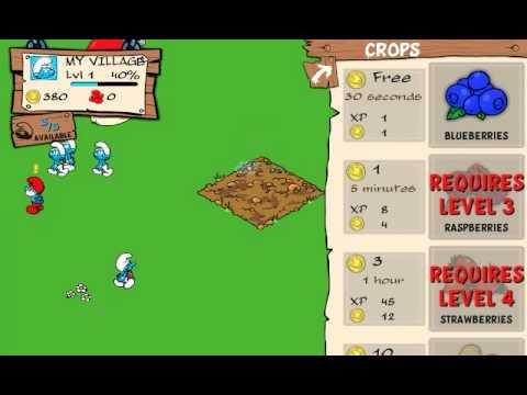 Smurfs Village android cheats