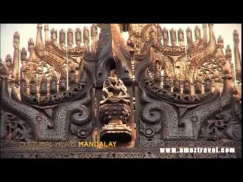 Myanmar Tourism Showcase - AmazTravel.com
