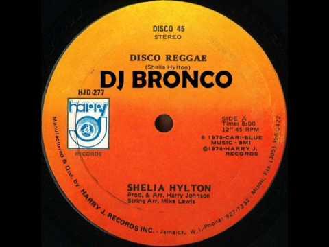 SHELIA HYLTON * DISCO REGGAE