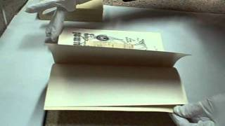 Cleaning Antique Books Carefully(It's important to know what you are doing when dealing with books that have a high monetary or sentimental value. Chem sponge is key. For more tutorials go to ..., 2011-12-30T09:08:33.000Z)