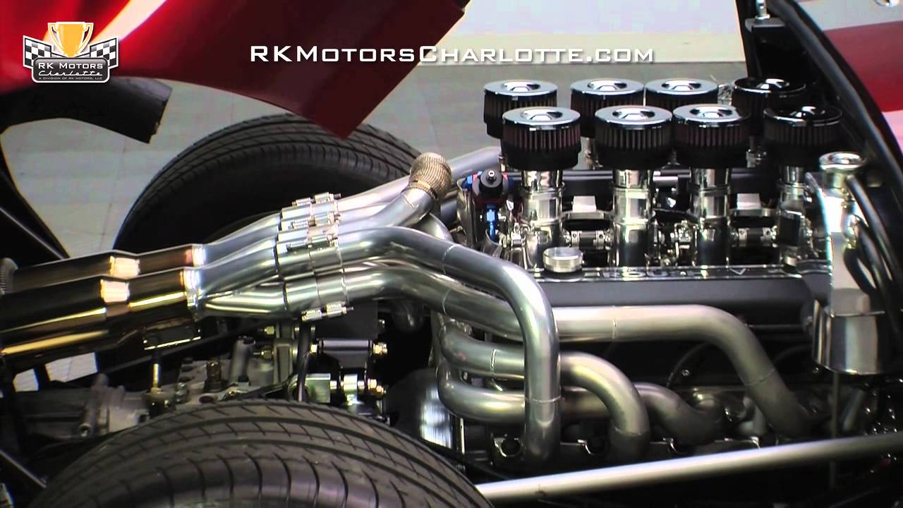 132793 1966 Ford Gt40 Mk Ii Youtube