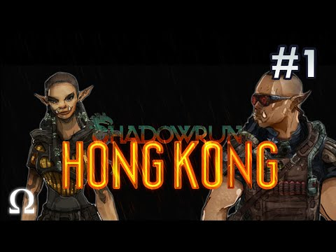 GOING DONKEY KONG IN HONG KONG! | Shadowrun: Hong Kong #1 |