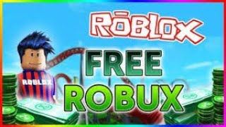 FREE ROBUX IN ROBLOX !!!