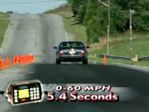 Motorweek Video of the 2005 Jaguar XJ8