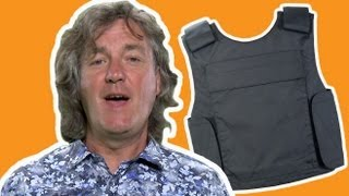 How do bulletproof vests work? | James May's Q&A (Ep 25) | Head Squeeze