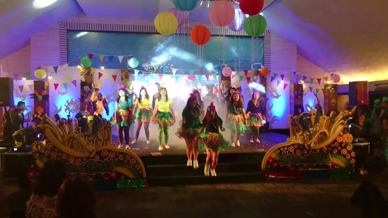 BDO IBG CHRISTMAS PARTY 2016: NORTH AND WEST MADRI GRAS - YouTube