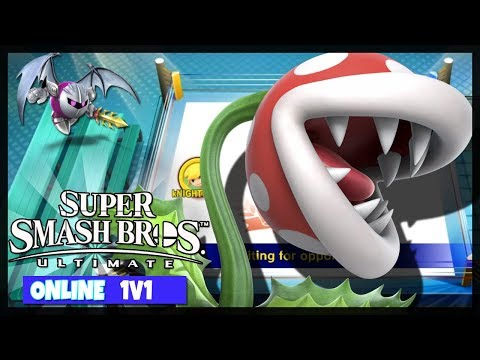 Super Smash Bros Ultimate - 1v1 Viewer Battles! Piranha Plant (Community Stream) thumbnail