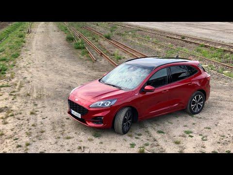 Ford Kuga 2020 2.0d Mild Hybrid 6MT test PL Pertyn Ględzi