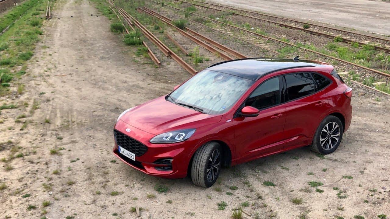 Ford Kuga 2020 2 0d Mild Hybrid 6mt Test Pl Pertyn Gledzi Youtube