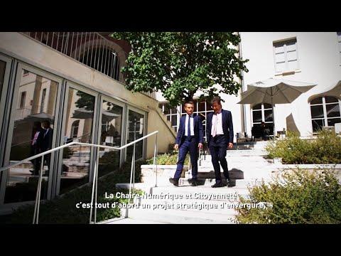 Numérique et Citoyenneté : une nouvelle Chaire au service de la société