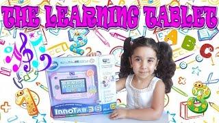 Детский развивающий планшет InnoTab 3+. Child development tablet 3 S Plus + Review