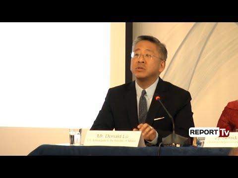 Report TV - Donald Lu: 'Stop' epokës ku kryeprokurori mbron të korruptuarit dhe krimin