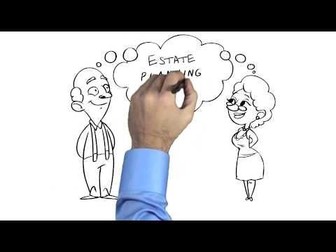 Estate Planning whiteboard video