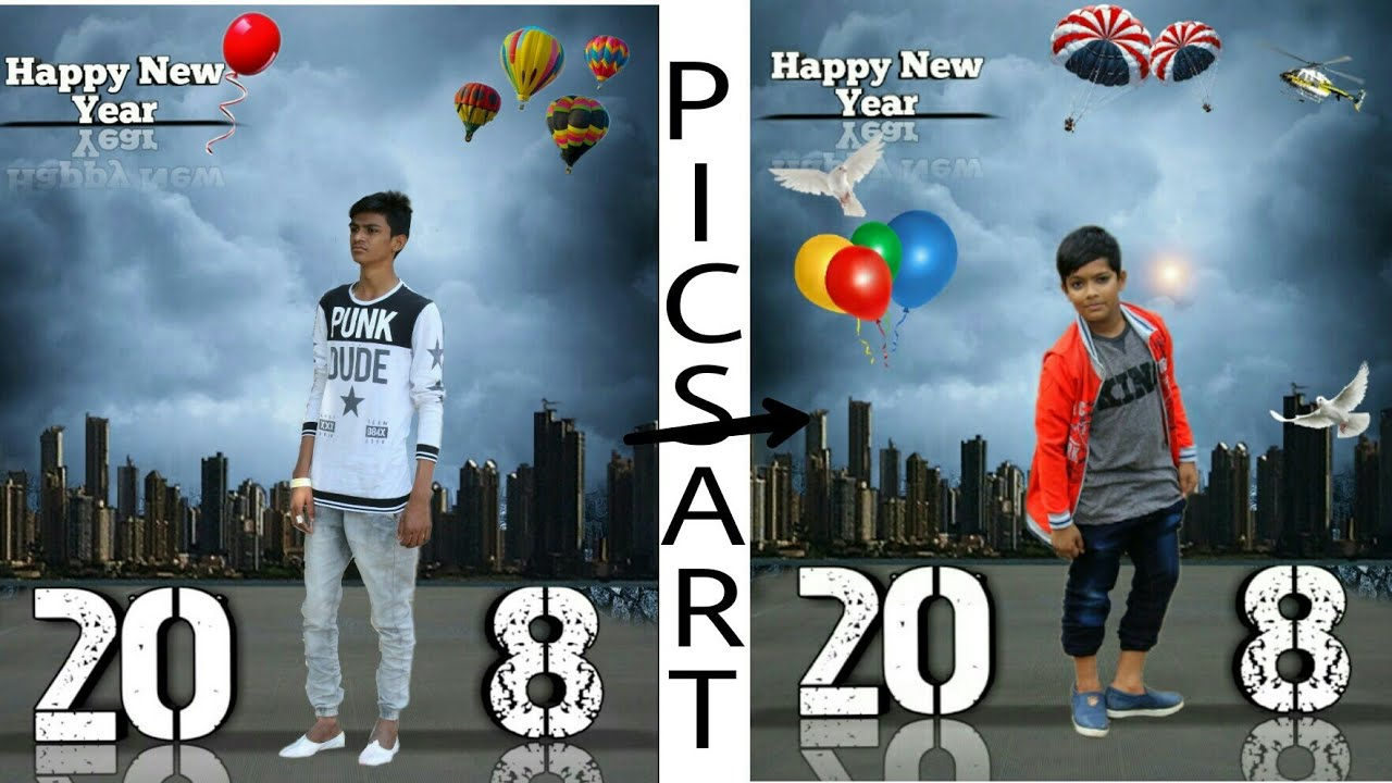 Happy new year 2k18 picsart awesome heavy editing tutorial like happy new year 2k18 picsart awesome heavy editing tutorial like photoshop baditri Gallery