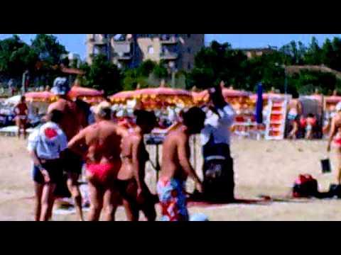musica in spiaggia