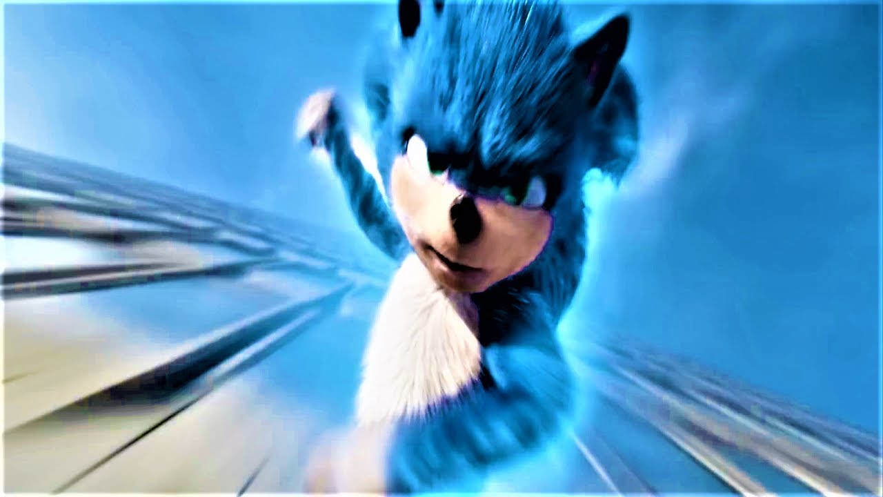 Sonic The Hedgehog 2019 Full Movie Animation Kids Family Youtube