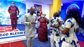 Ogbonmwan Song in Europe by Shekinah Voices of Grace and Glory Ministries Int´l