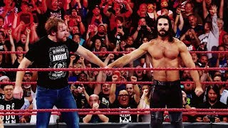 Are Dean Ambrose and Seth Rollins getting back together?