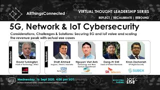 5G, Network, and IoT Cyber security