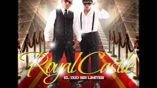 4- LLORO  DAEL & RIQUI-E  / ROYAL CASTLE