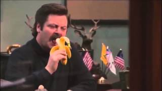 Meat and Capitalism - Ron Swanson
