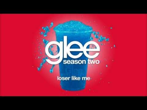 Loser Like Me | Glee [HD FULL STUDIO]