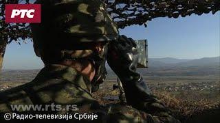 """""""Vek pobednika"""", snimak vežbe 246. bataljona ABHO na Velikom Jastrepcu"""