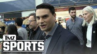 Ben Shapiro Says Red Sox Beat Dodgers, 'Kershaw's No Koufax' | TMZ Sports