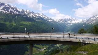 Швейцария. Перевал Сен-Готард (Gotthard Pass)