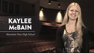 Stand for Children - Beat the Odds - Kaylee McBain