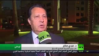 الكاتب الإماراتي أحمد إبراهيم وزيارة سيسي إلى أبوظبي, ودور جمهورية مصر العربية عربيا وإقليميا