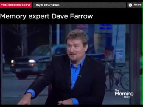 Dave Farrow On Global National Morning Show