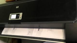 видео печать а1 чертежей