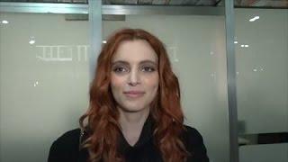 """... l'attrice sarà tra i protagonisti del nuovo episodio commissario montalbano in onda lunedì 29 febbraio """"una fa..."""